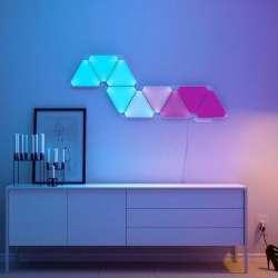 4 цветные LED плиточки - конструктор от Xiaomi Youpin