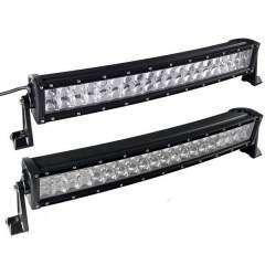 LED фара weketory 5D на крышу автомобиля или катера, 22 дюйма - 86 Ватт