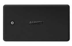 Aukey PB-Y3 - обзор огромного павербанка на реальные 30000mAh (2*USB, QC 3.0, type-C)
