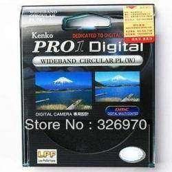Обзор поляризационного фильтра Kenko 52mm Pro1 Digital CPL