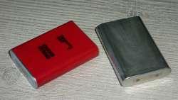Японские Li-ion аккумуляторы формата 103450 от Panasonic и Maxell (4.2V vs 4.35V)