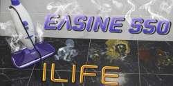 Паровая швабра Ilife Easine S50: подробный обзор и тесты