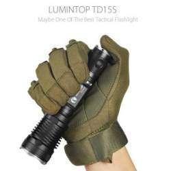 Обзор обновленного тактического фонаря LUMINTOP TD15S Suit 2.0