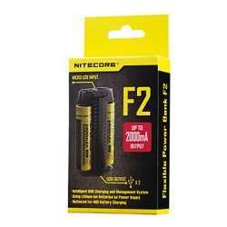 Лучшая цена на зарядное устройство Nitecore F2
