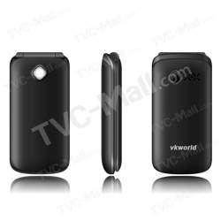 VKWORLD Diamond Z2 -продвинутый бабушкофон-раскладушка