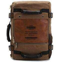 Обзор KAUKKO - городского рюкзака - трансформера, на 18 литров