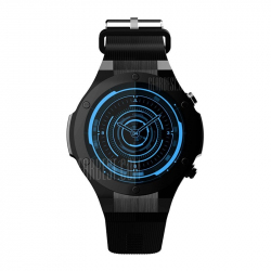 Microwear H2 - брутальные умные часы с несменным ремешком
