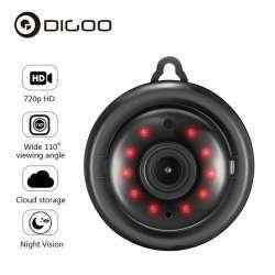 IP камера DIGOO DG-MYQ - хранит видео в облаке Amazon Cloud, работает быстро, но платно