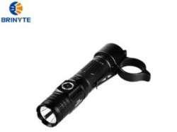 Обзор фонаря Brinyte PT28 Oathkeeper - 'тактика' со встроенной зарядкой