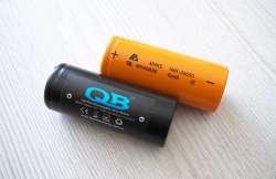 Толстяки Queen Battery QB26650 5000мАч и MNKE IMR-26650 3500мАч - тест на разряд