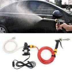 12-вольтовый электрический автомобильный насос для мойки