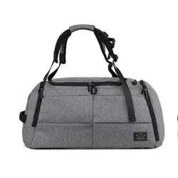 Обзор мужской сумки-ранца для путешествий и спорта