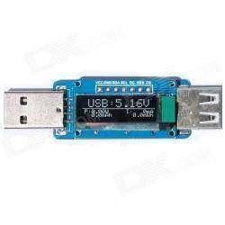 USB мультиметр с OLED дисплеем