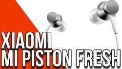 Xiaomi Piston Fresh Version - обзор наушников и сравнение с Xiaomi Piston Basic Edition