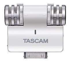 Tascam IM2W - конденсаторный микрофон для Iphone 4S