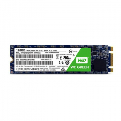 SSD WD Green 120Gb WDS120G1G0B