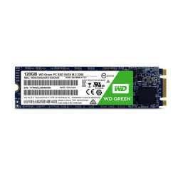 SSD WD Green 120Gb WDS120G1G0B