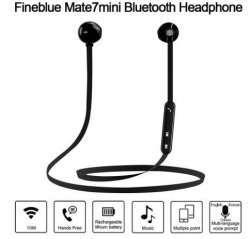 Беспроводные Bluetooth наушники Fineblue Mate7mini