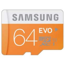 MicroSDXC Samsung 64Gb