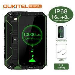Oukitel K10000 Max - продолжатель линейки долгожителей