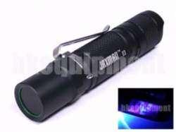 Обзор JAXMAN E3 CREE UV - УФ фонарь, который смог