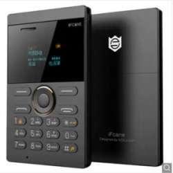 iFcane E1 - телефон-кредитка из Южной Кореи. Дешево и сердито!