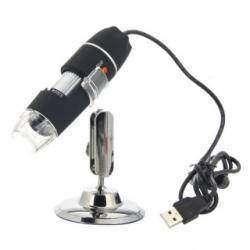 Обзор цифрового микроскопа.