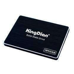 SSD KingDian S500 120GB + установка через адаптер ODD to SSD