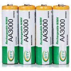 Годные и негодные аккумуляторы с Геарбеста (мультиобзор АА/14 500)