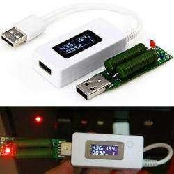 Отличный USB тестер с нагрузкой + допиллинг