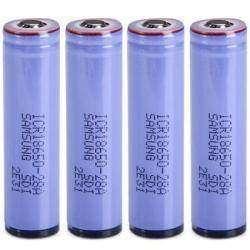 Обзор и тестирование Li - ion аккумуляторов Samsung ICR18650 - 28A 18650 2800mAh