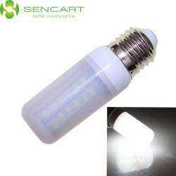 LED лампа Sencart E27 12W 56xSMD5730 2200LM с подвохом