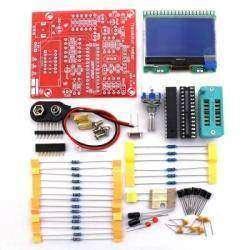 Радиоконструктор - Транзистор тестер (M12864)