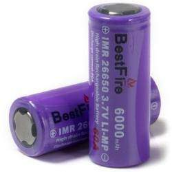 Обзор и тестирование Li - ion аккумуляторов BestFire IMR 26650 6000mAh