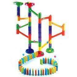 HUADI TOYS 3D детская развивающая игра с эффектом домино 74 детали simba