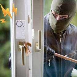 Обзор домашней сигнализации на открытие дверей или окон KS-SF02LX