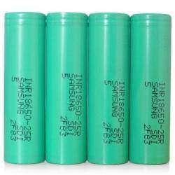 Обзор и тестирование Li - ion аккумуляторов INR18650 - 25R 3.7V 18650 2500mAh
