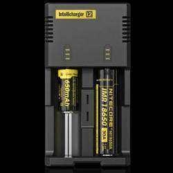 Зарядное устройство для аккумуляторов Nitecore i2