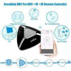 Broadlink RM2 Pro. Контроллер для умного дома.
