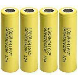 Обзор и тестирование Li - ion аккумуляторов LG DBHE4 18650 2500mAh 20A