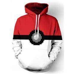 Толстовка с тематикой Pokemon