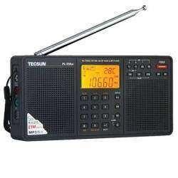 Радиоприемник Tecsun PL-398 – карманный малыш, с интересным функционалом.