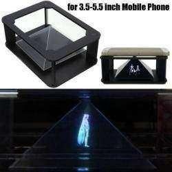 Хотите 3D голограмму? :)
