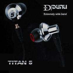 Обзор Hi-Res наушников Dunu Titan 3 и Dunu Titan 5