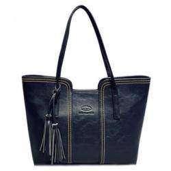 Обзор черной женской сумки