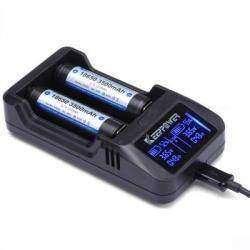 Недорогие домашние зарядки, часть 2 - KeepPower L2