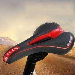 Китайское вело седло - недорогое