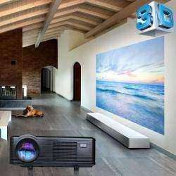 Excelvan CL720D - доступный домашний HD LED-проектор