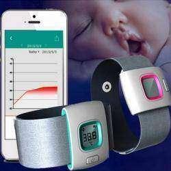 Детский термометр с функцией Bluetooth