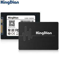 Распродажа SSD жестких дисков KingDian S280 - 120, 240 и 480 ГБ